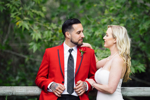 Wedding ceremony photographer in San Diego