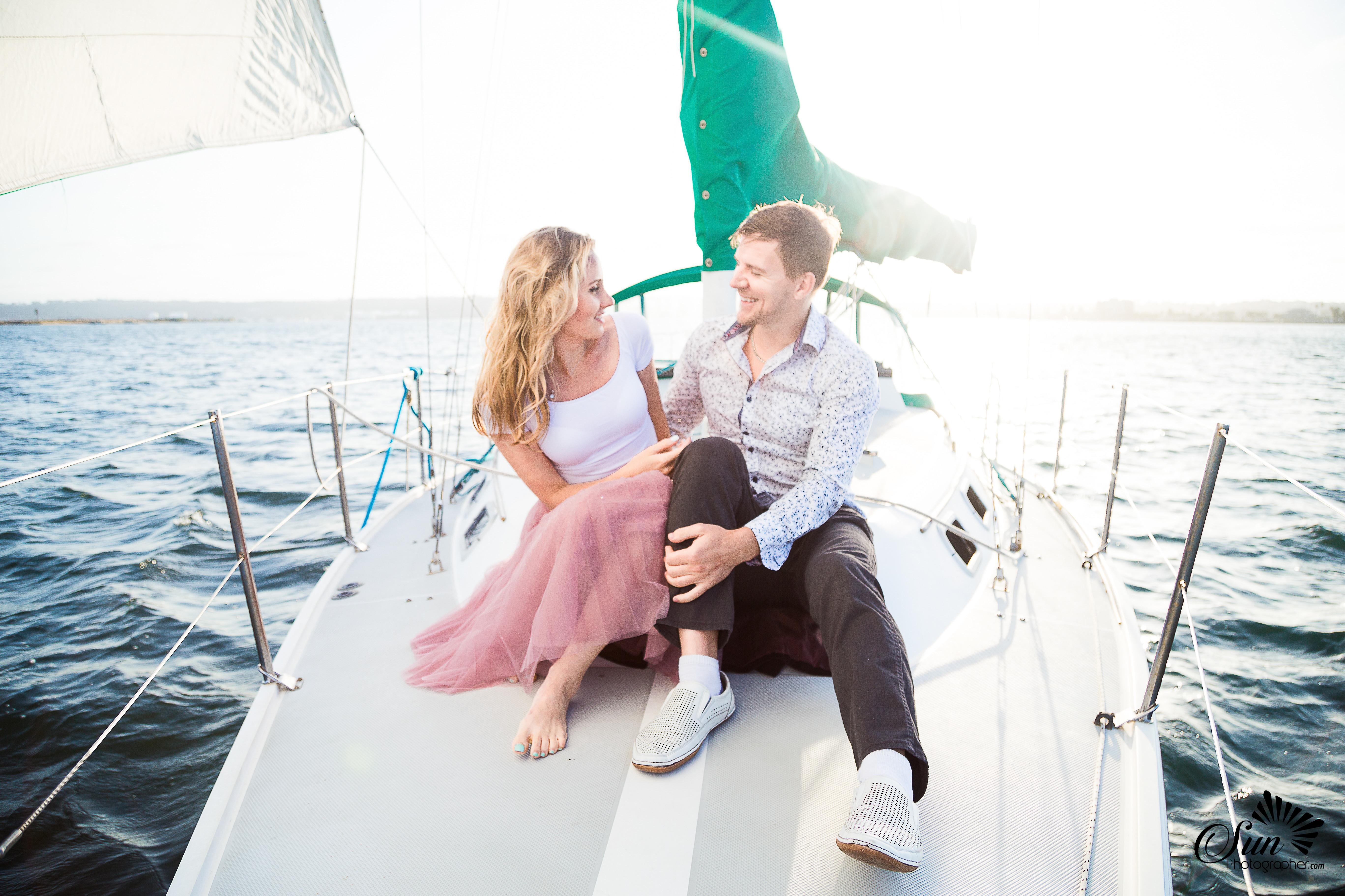 Sailboat tour + photo session