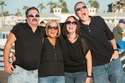 Family photographer on Mission beach
