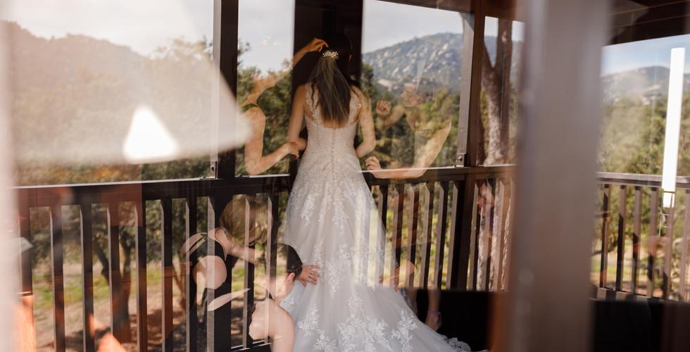 edding photographer in La Jolla