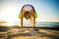Yoga,sport photographer in San Diego