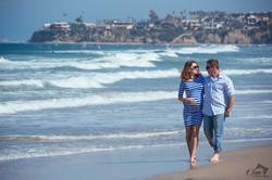 Maternity photographer San Diego