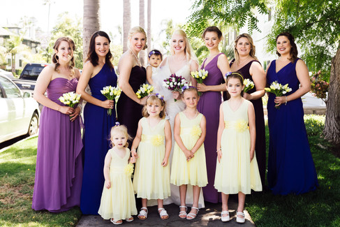 Wedding photography in Coronado