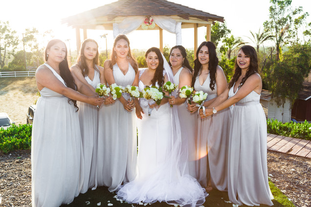 Wedding photographer in Southern California
