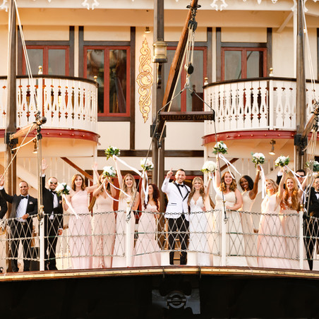 Wedding at Bahia resort