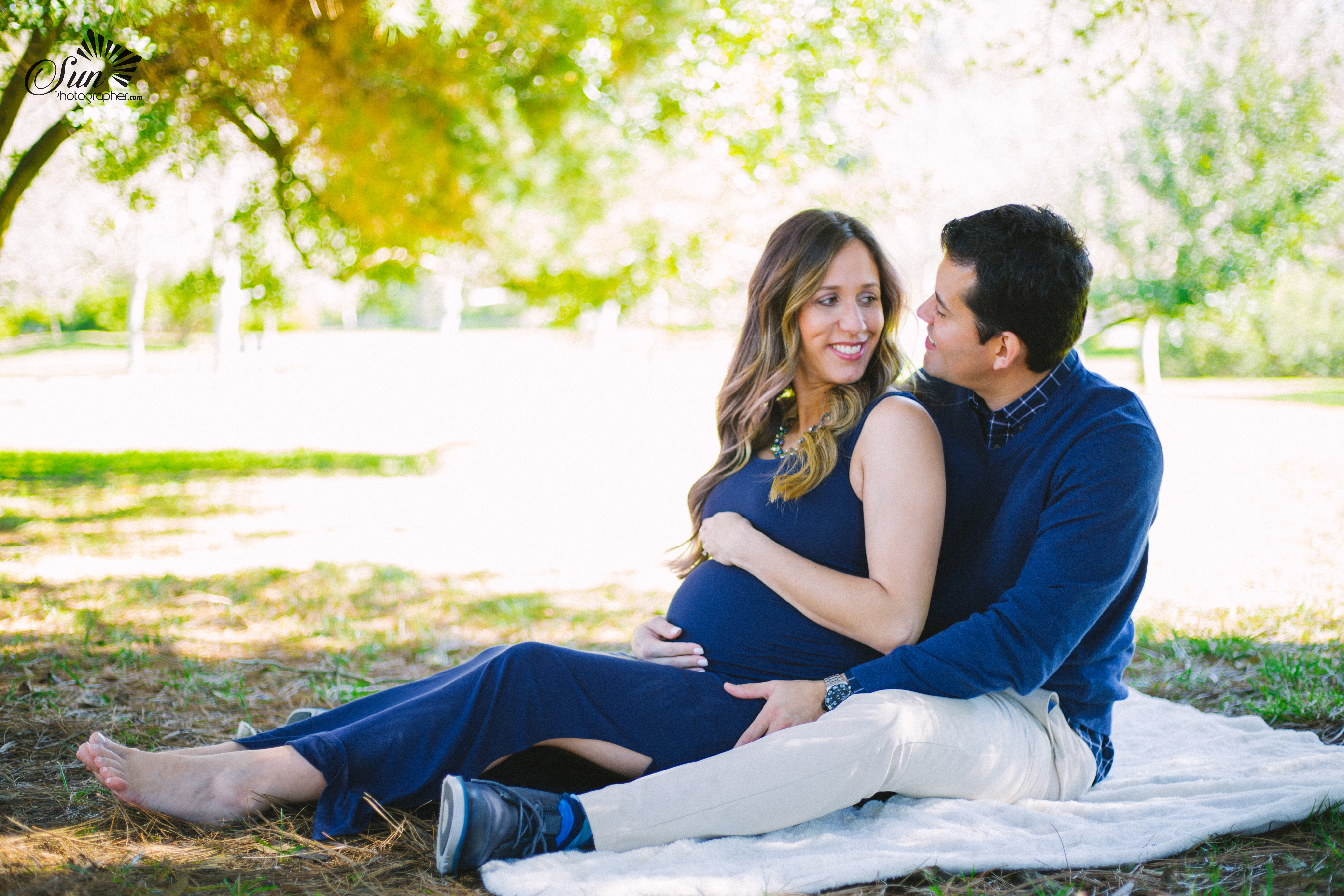 Maternity photography in San Diego