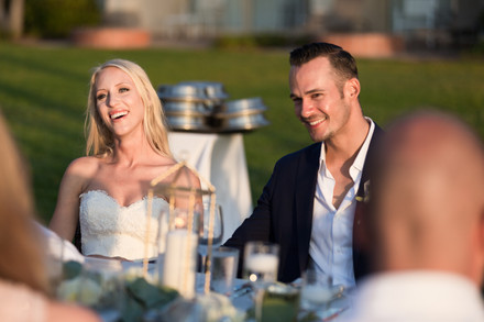 Wedding photography in Mission bay