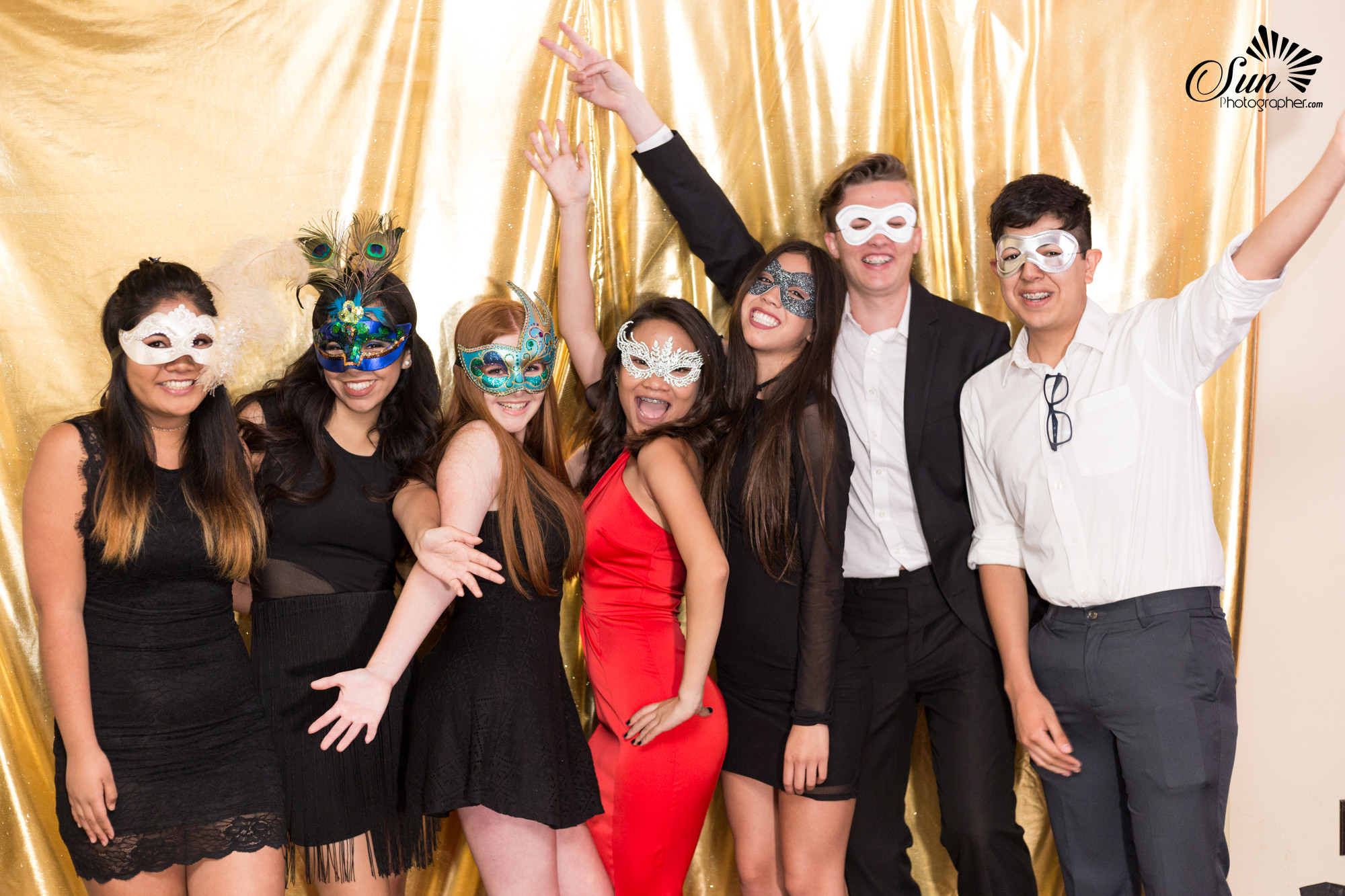 Birthday party and event photo