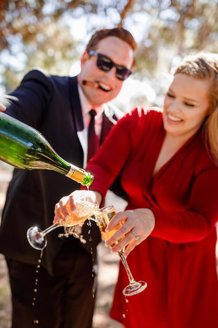 Best affordable Engagement photographer Presidio park