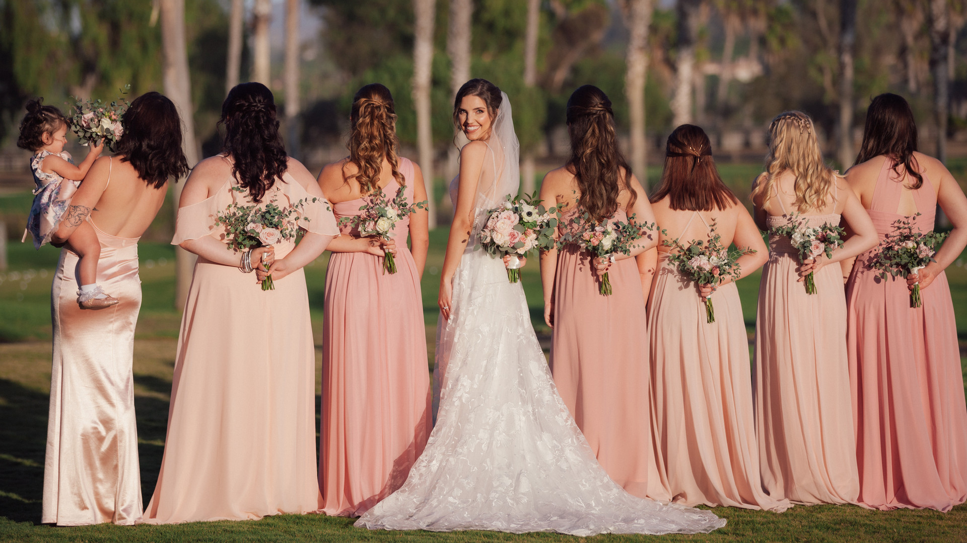 Wedding photography in San Diego area
