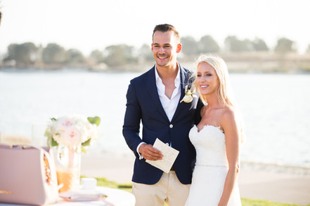 Wedding photographer in Mission bay