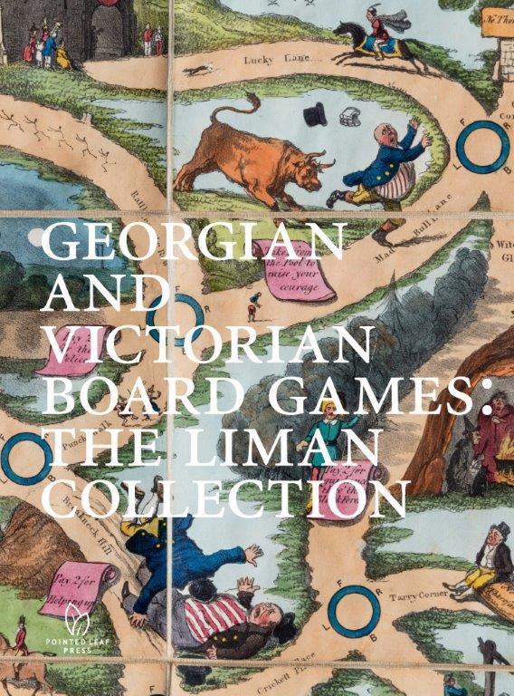 Georgian & Victorian Board Games