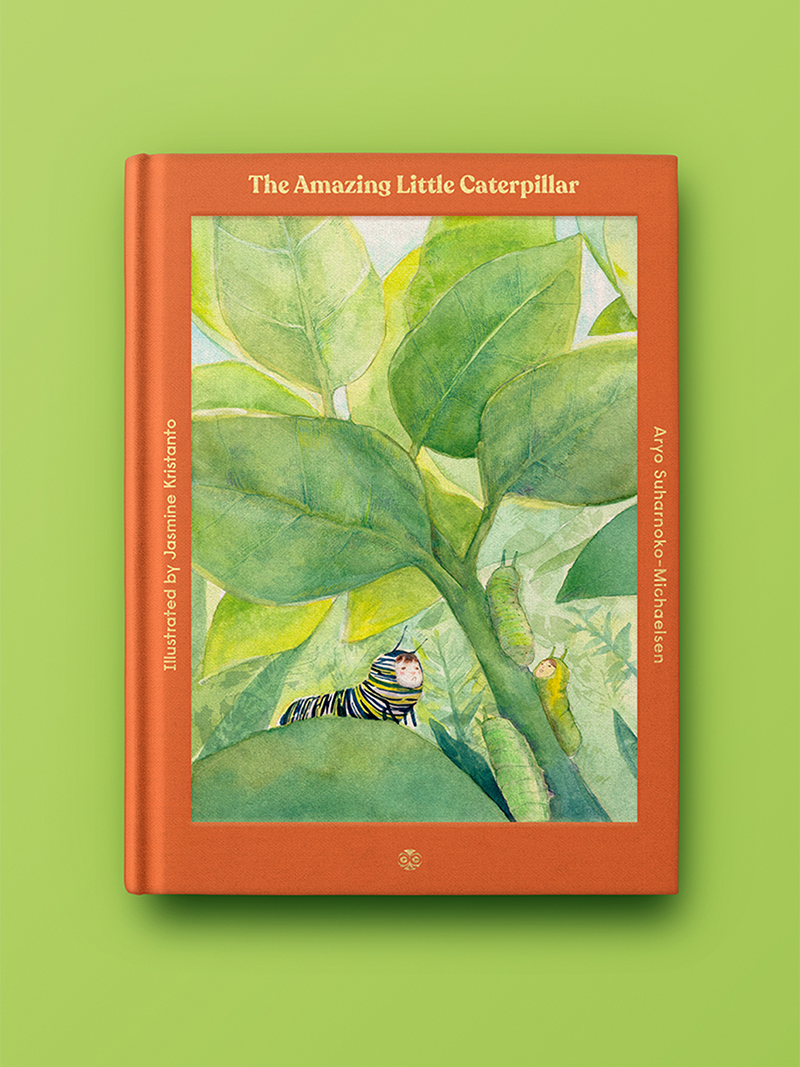 The Amazing Little Caterpillar