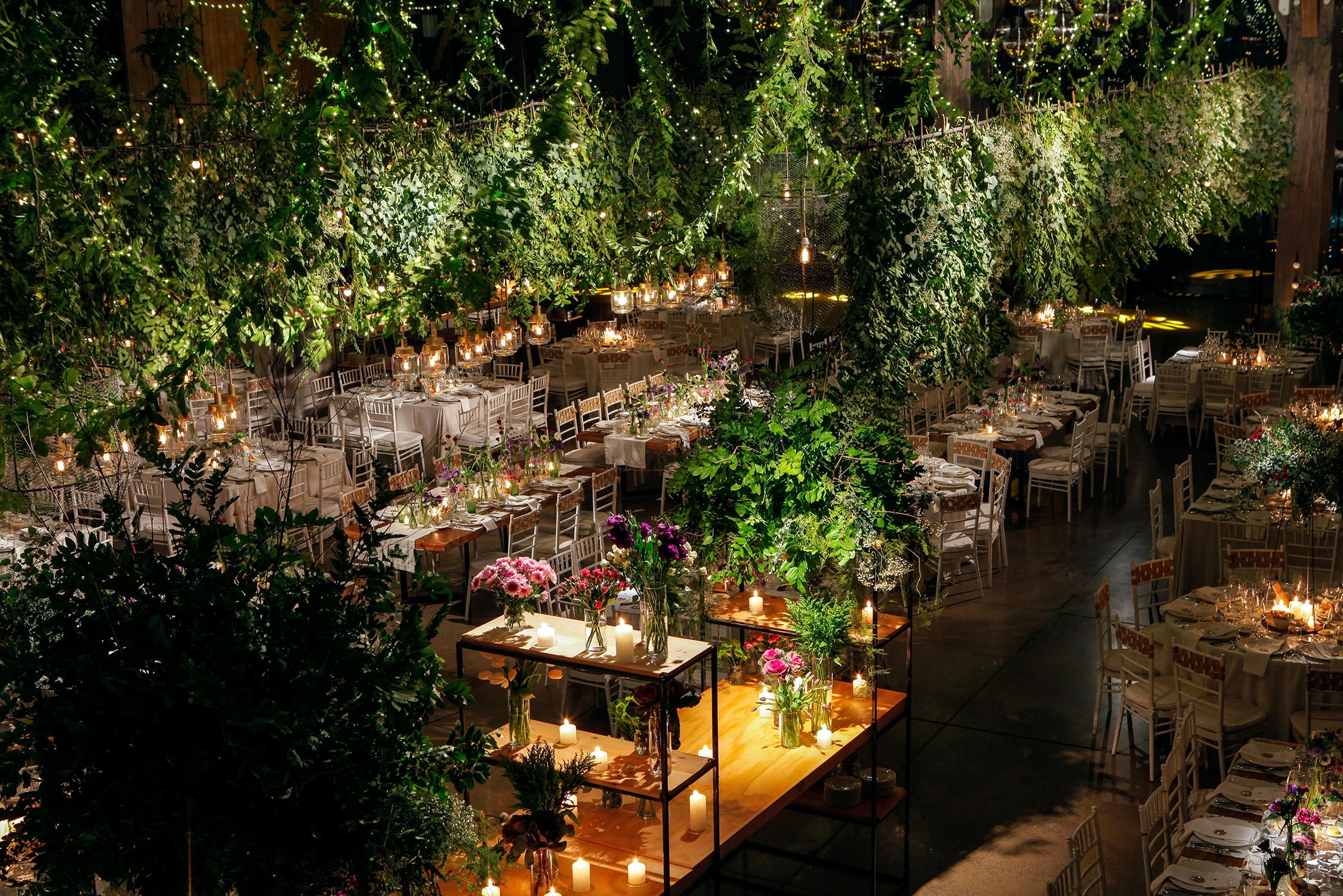 Matrimonio en Botánico