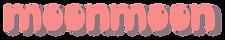 moonmoon text logo