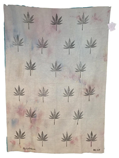Hemp Cannabis Tapestry