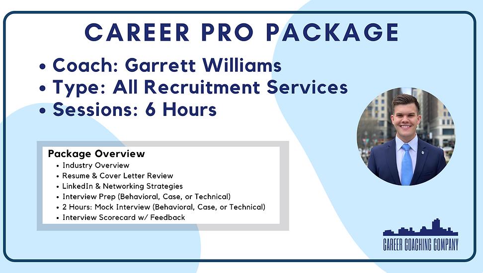 Career-Pro-All-Garret Williams