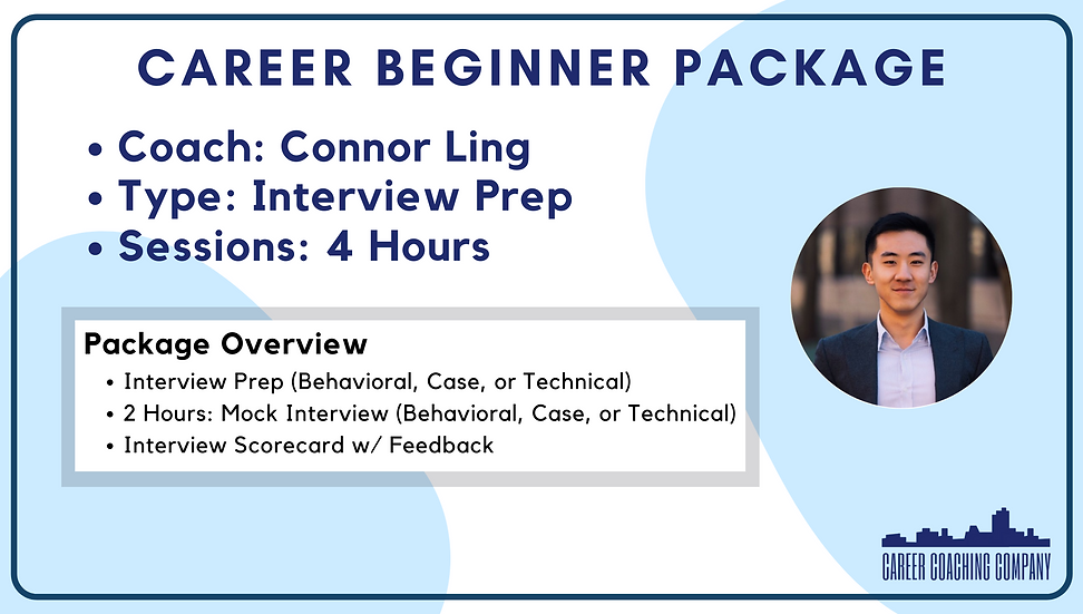 Career-Begin-Interview-Connor Ling