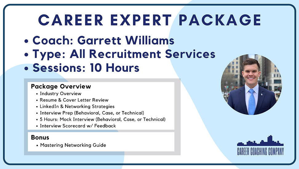 Career-Expert-All-Garret Williams