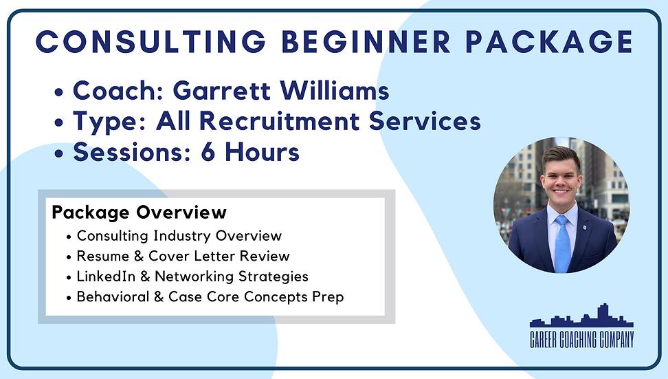 Consulting-Begin-All-Garrett Williams