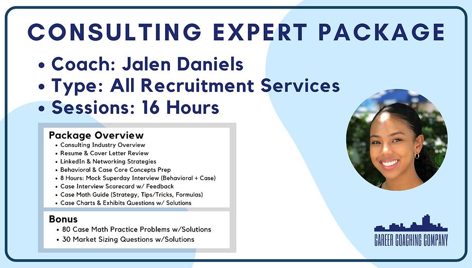 Consulting-Expert-All-Jalen Daniels