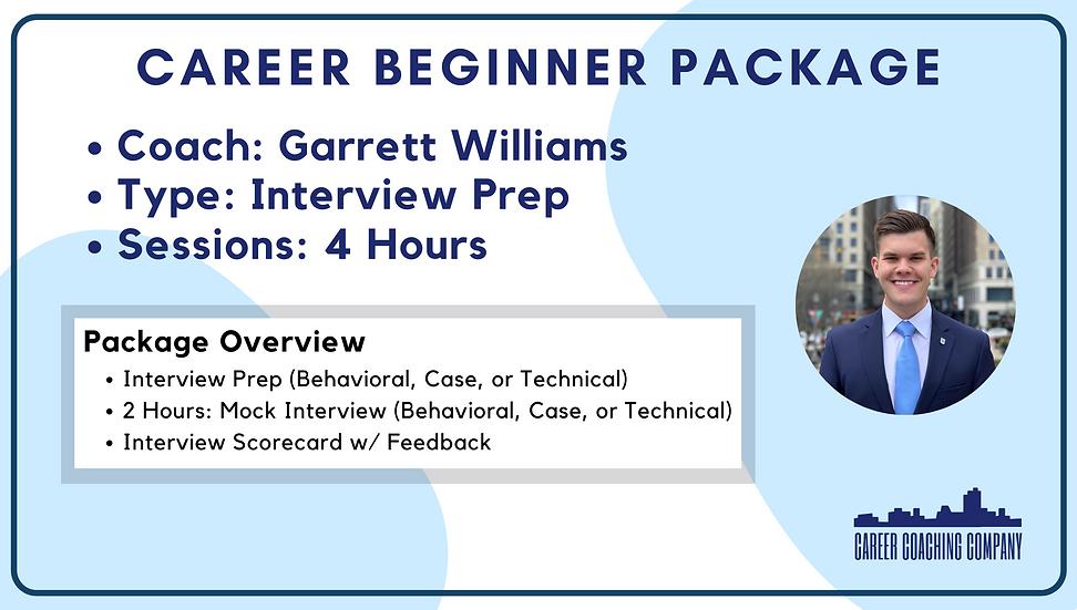 Career-Begin-Interview-Garret Williams