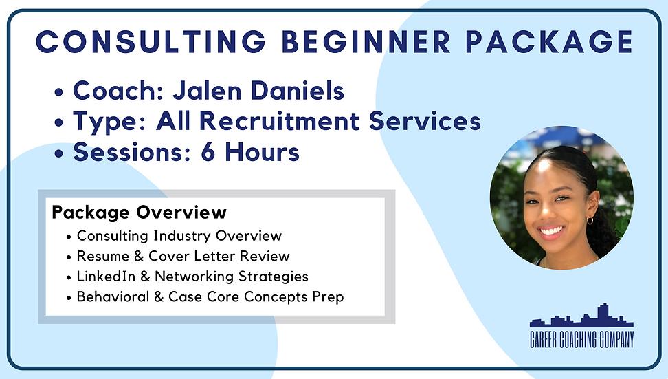 Consulting-Begin-All-Jalen Daniels