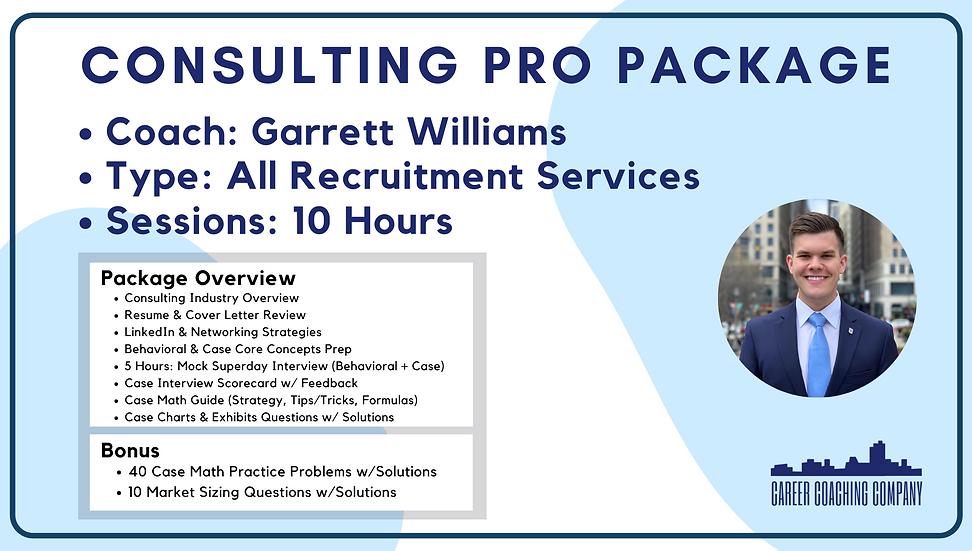 Consulting-Pro-All-Garret Williams