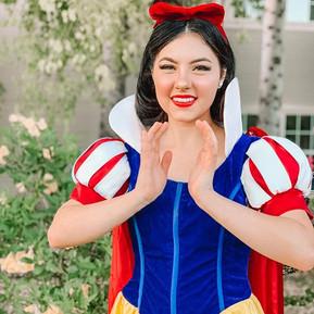Fun with Snow White!