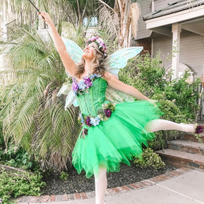 Add Magic to any Party with our Ballet Fairy