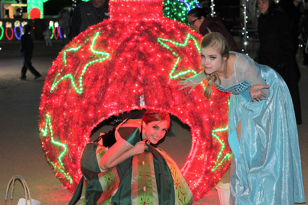 Anna, Elsa, Vertuccio Farms,
