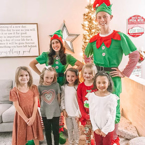 Chritmas parties made easy with these elves!