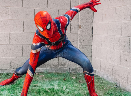 We are flippin' excited to add Spider-Man!