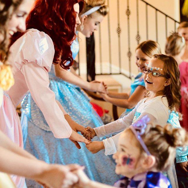 Belle, Ariel, Cinderella