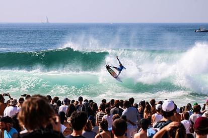 Kolohe Andino Surfing Hossegor