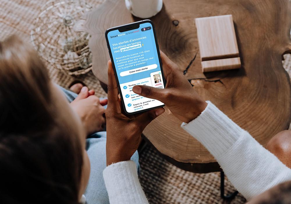 SmartAlerte, l'outil gratuit pour trouver son logement