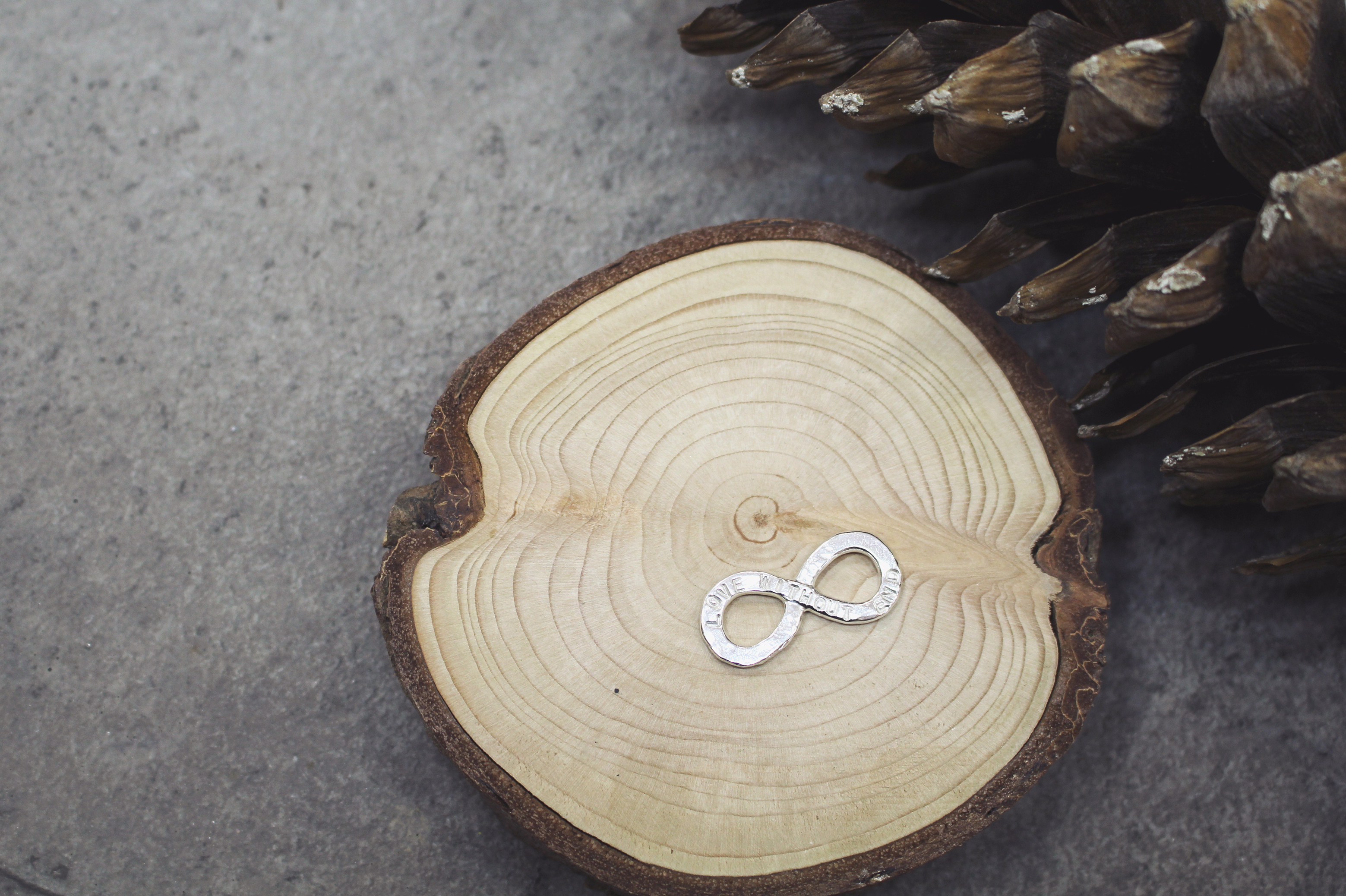 Personalised Infinity Symbol
