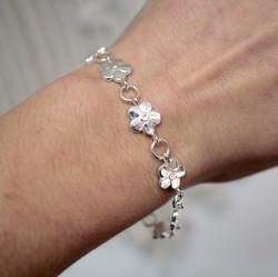 Forget Me Not Bracelet