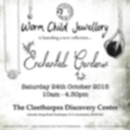 new collection by Worm Child Jewellery, Cleethorpes