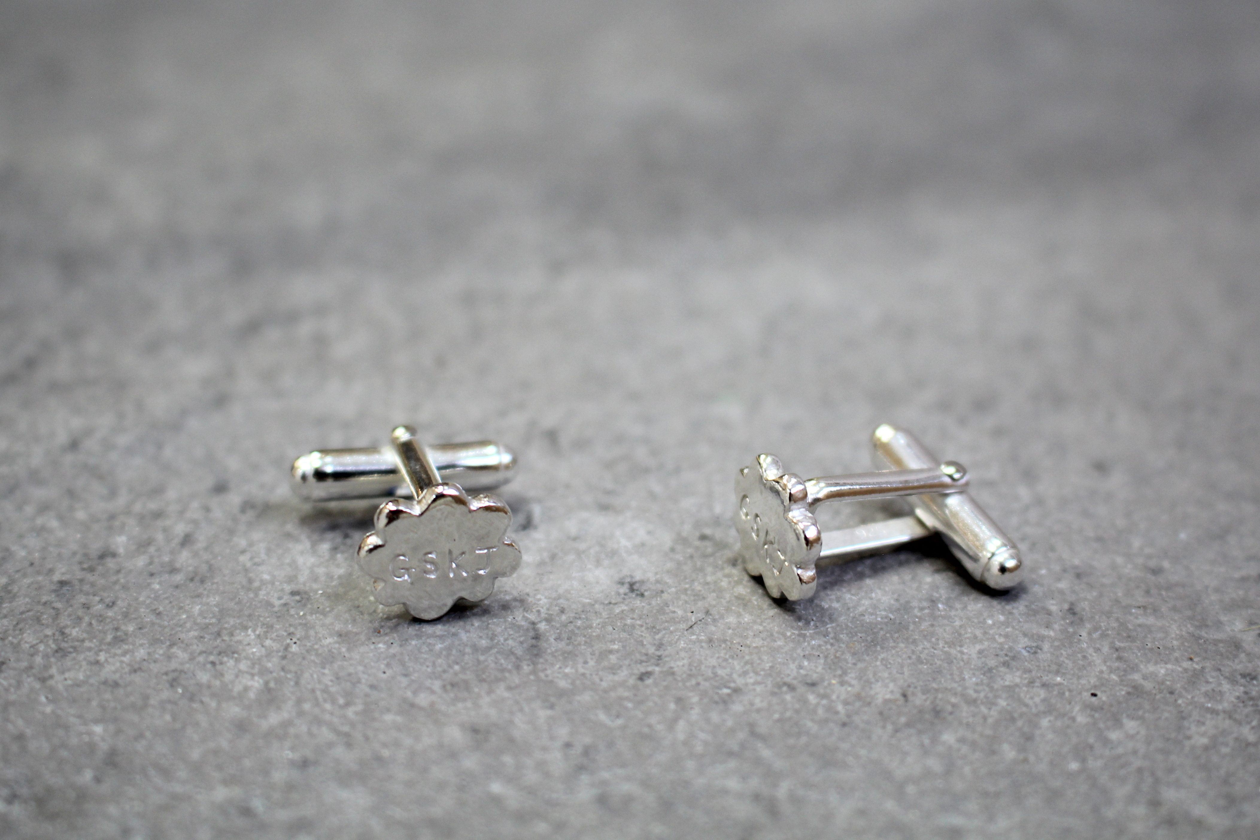 Thought Cloud Cufflinks