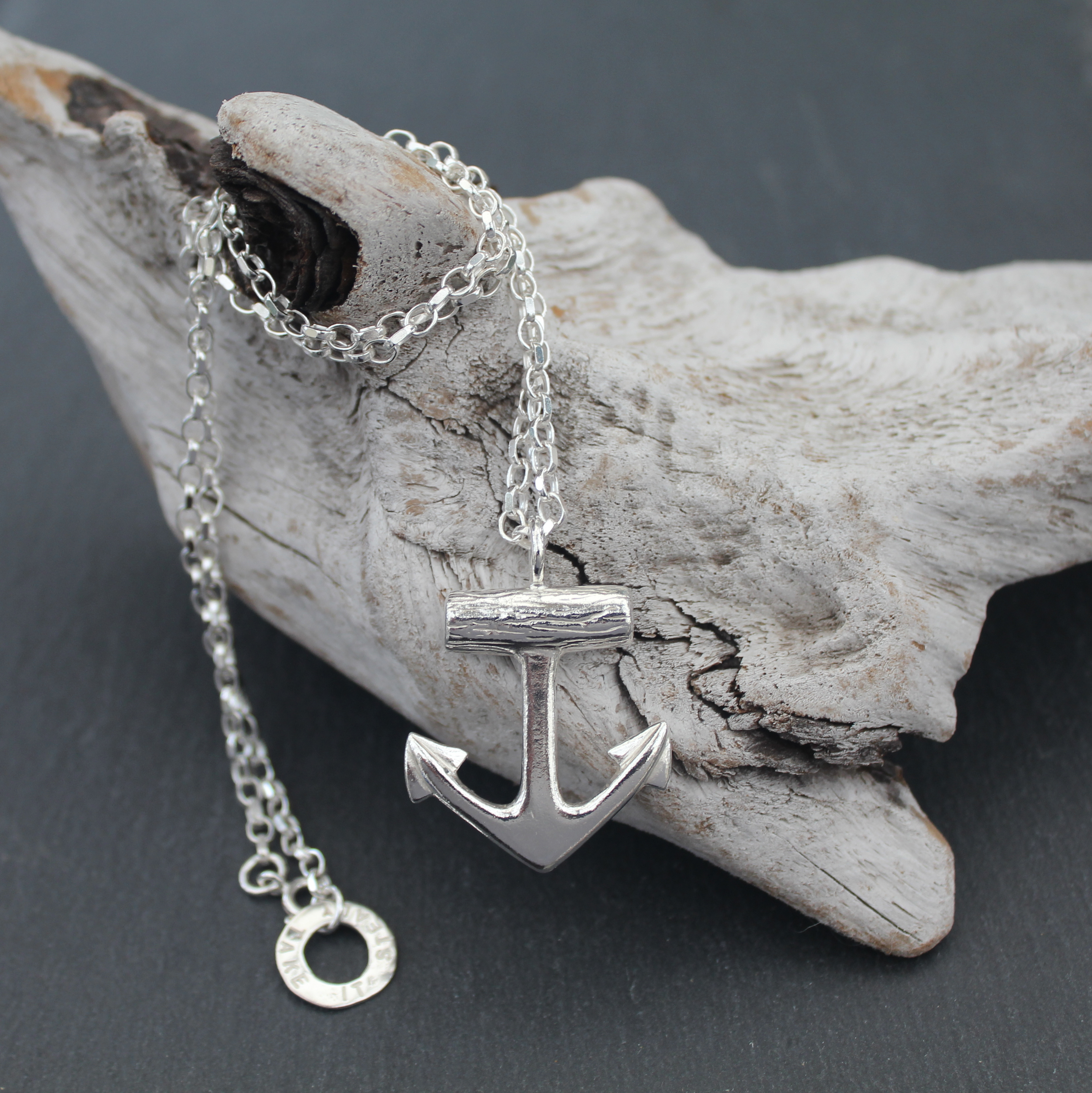 Anchor Necklace