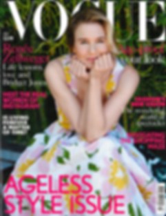 Vogue, British Vogue, Vogue cover, Hand made jewellery