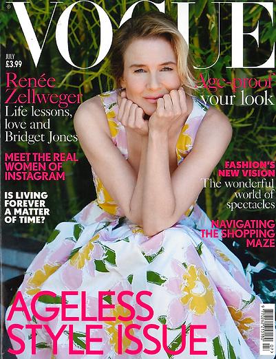 Vogue, British Vogue, Vogue cover, Hand made jewellery