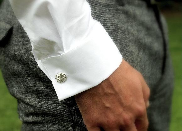 Poppy Crown Cufflinks