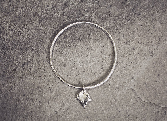 Ivy Leaf Bangle