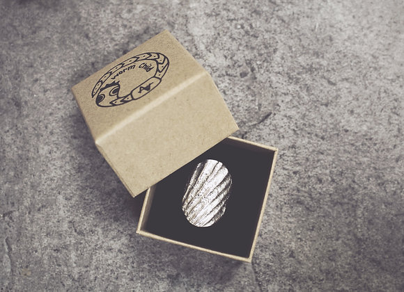 Chunky Shell Ring