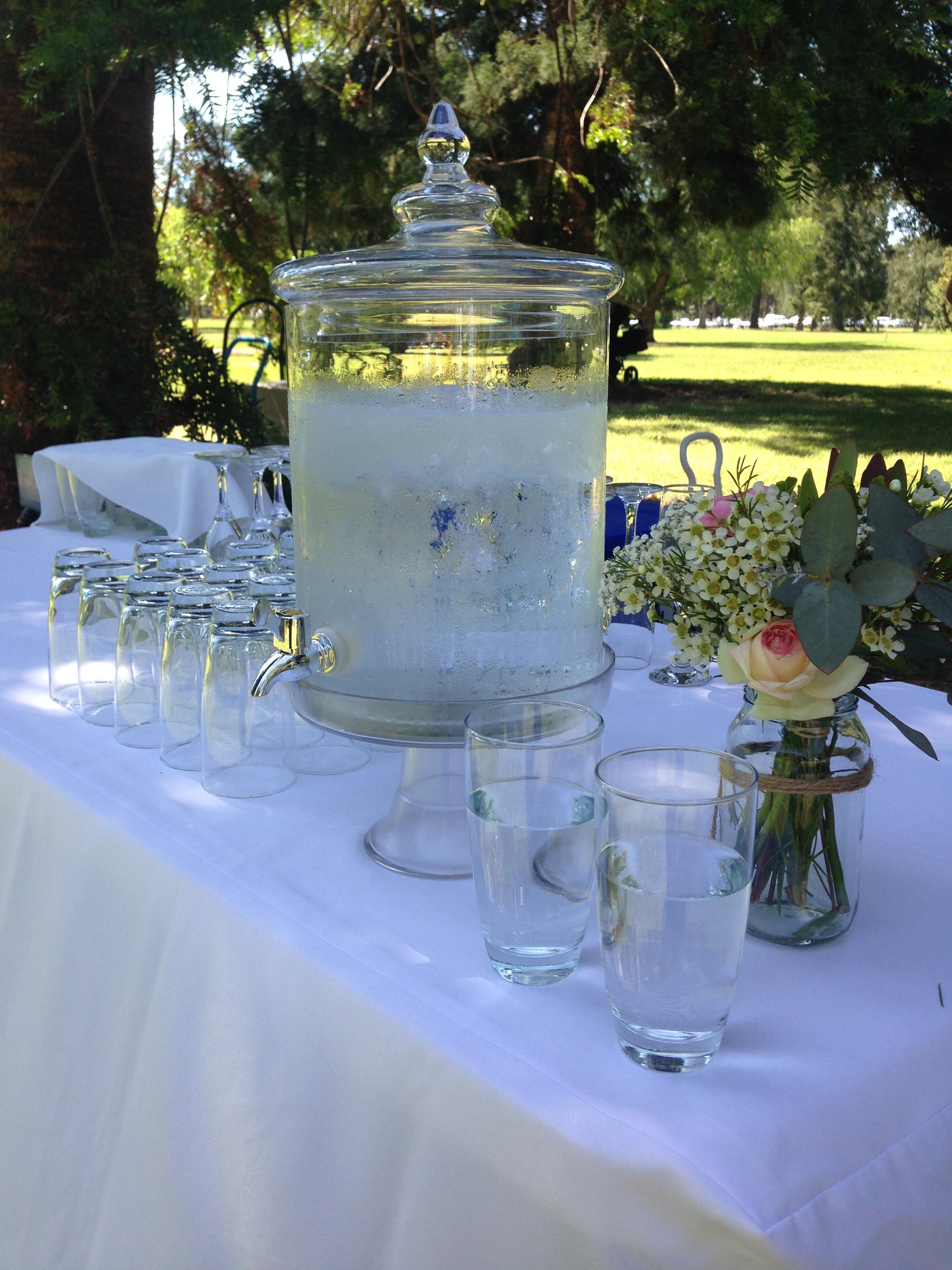 Water Refresh Package
