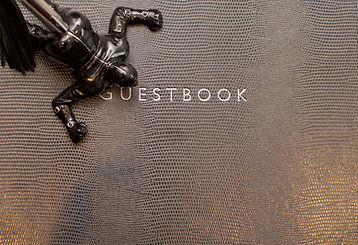 Oubliette Guestbook