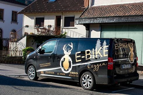 Vente et location de vélos à assistance
