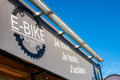 Maintenance workshop for all brands, electric bikes, E bIke oxygen Bussang Hautes Vosges